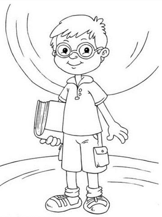 jahanmaghaleh1 rooz  - دانلود واحدکار روز دانش آموز - کاردستی و رنگ آمیزی برای مهد کودک و پیش دبستانی