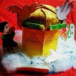 دانلود واحدکار شهادت امام رضا ع – کاردستی و رنگ آمیزی برای مهد کودک و پیش دبستانی